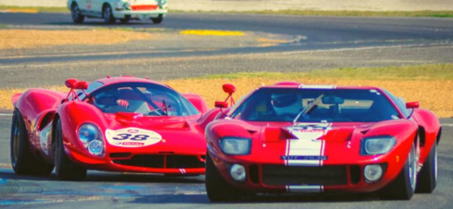 Le Mans Classic travel relive Le Mans \u002766 with Grandstand